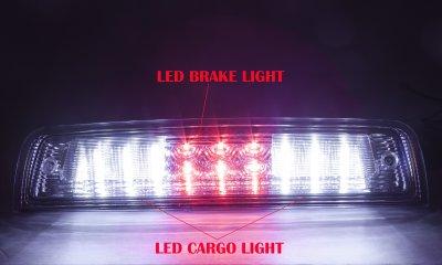 Dodge Ram 2009-2018 Smoked LED Third Brake Light