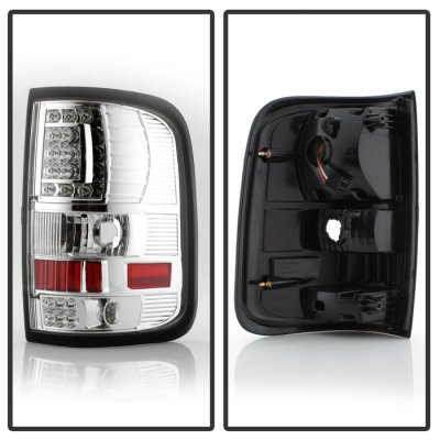 Ford F150 2004-2008 Custom LED Tail Lights