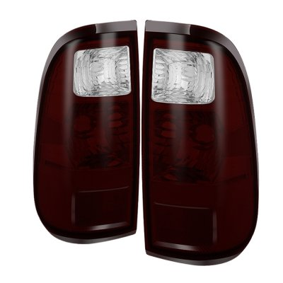 Ford F250 Super Duty 2008-2016 Tinted Tail Lights