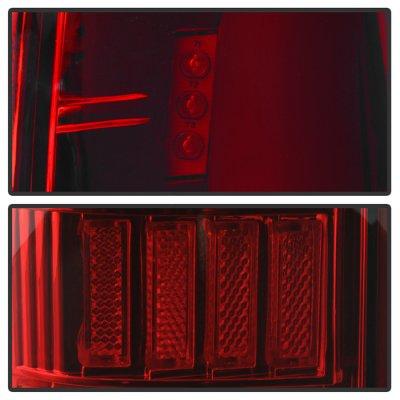 Ford F250 Super Duty 1999-2007 Tube LED Tail Lights