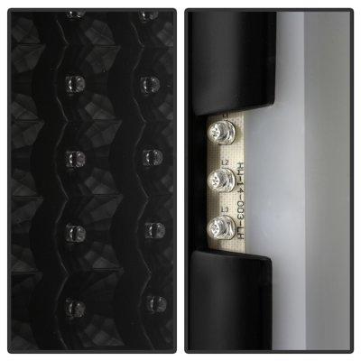 Dodge Ram 2009-2018 Black LED Tail Lights Tube