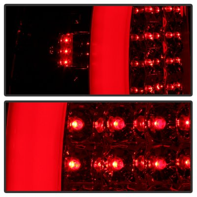 Dodge Ram 1994-2001 Tube LED Tail Lights