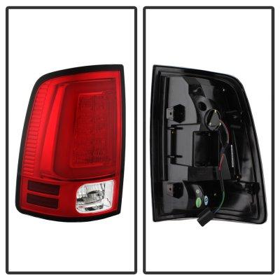 Dodge Ram 2013-2018 LED Tail Lights SS-Series