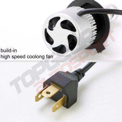 Eagle Talon 1990-1991 H4 LED Headlight Bulbs