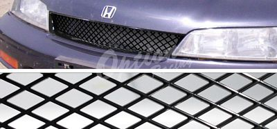 Honda Accord 1994-1997 Black Type R Sport Grille