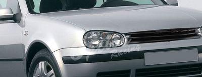 VW Golf 1999-2005 Black Sport Grille