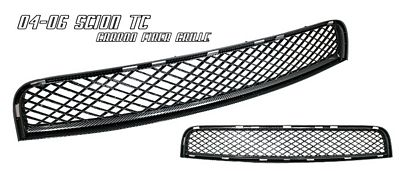 Scion tC 2005-2007 Carbon Fiber Painted Sport Grille