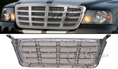 Ford F150 2004-2008 Chrome Sport Grille