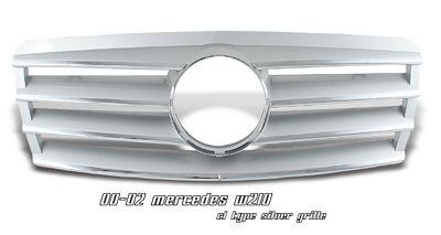Mercedes Benz E Class 2000-2002 Chrome CL Style Sport Grille