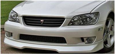 Lexus IS300 2001-2005 Black JDM Altezza Style Sport Grille