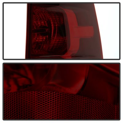 Chevy Suburban 2007-2014 Tinted Tail Lights