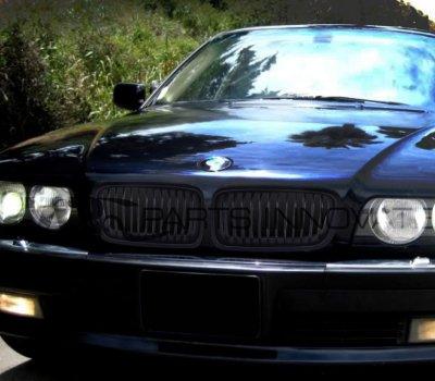 BMW E38 7 Series 1995-2002 Black Sport Grille