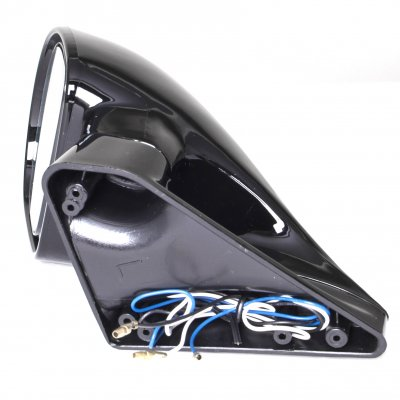 1985 Chevy Astro Black Manual Side Mirror