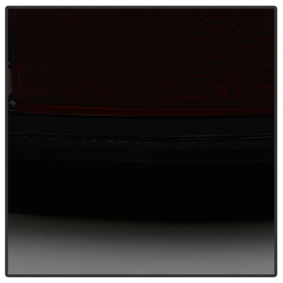 Chevy Silverado 1999-2002 Black Smoked LED Tail Lights Neon Tube