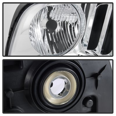 Ford Mustang 2005-2009 Headlights