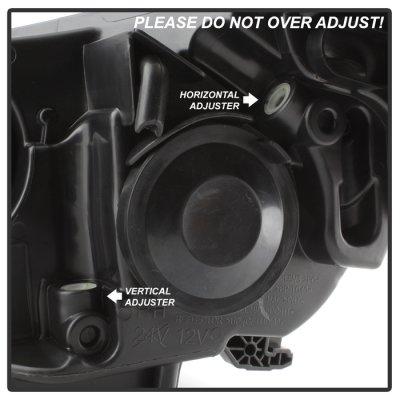 Ford Focus 2012-2014 Headlights