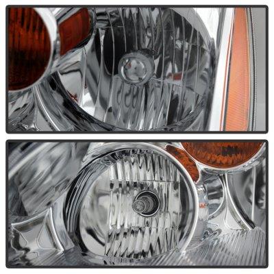 Nissan Altima 2002-2004 Headlights