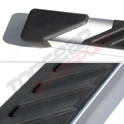 2008 Ford F250 Super Duty Crew Cab Step Running Boards Stainless 4 Inches