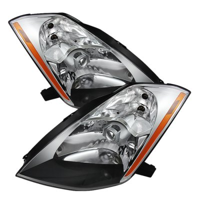 Nissan 350Z 2003-2005 HID Headlights
