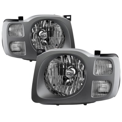 Nissan Xterra 2002-2004 Headlights