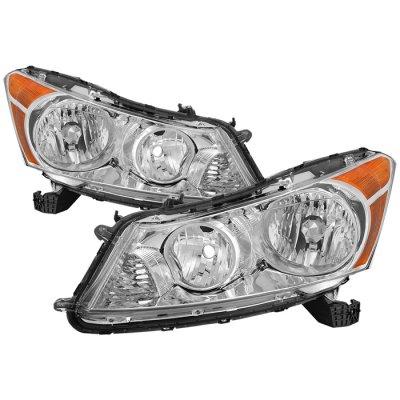 Honda Accord Sedan 2008-2012 Headlights
