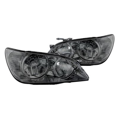 Lexus IS300 2001-2005 Smoked HID Headlights
