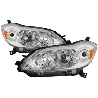 Toyota Matrix 2009-2013 Headlights