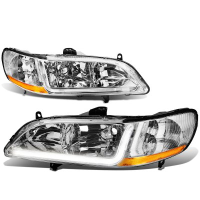 Honda Accord 1998-2002 Headlights Tube DRL