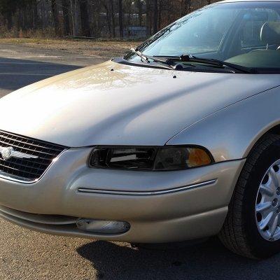 Dodge Stratus 1995-2000 Smoked Headlights
