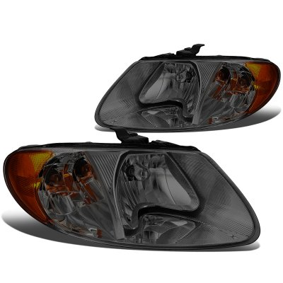 Chrysler Town And Country 2001 2007 Smoked Headlights A135d7f4102 Topgearautosport
