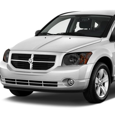 Dodge Caliber 2007-2012 Smoked Headlights