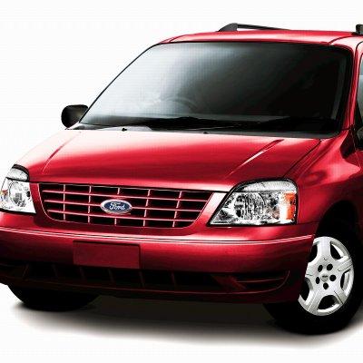Ford Freestar 2004 2007 Headlights