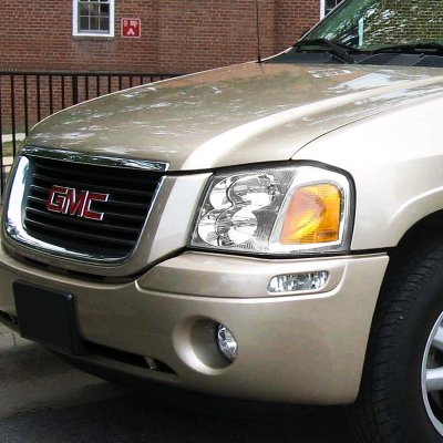 GMC Envoy 2002-2009 Headlights