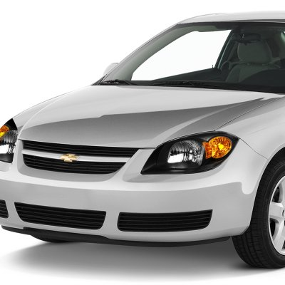 Chevy Cobalt 2005-2010 Black Headlights