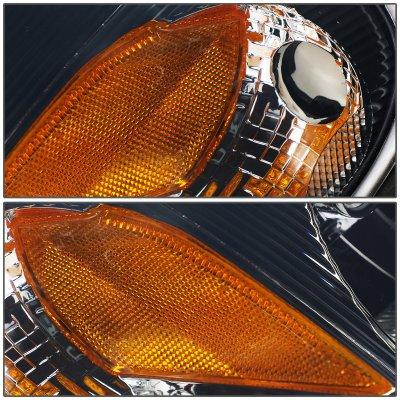 Chrysler PT Cruiser 2001-2005 Smoked Headlights