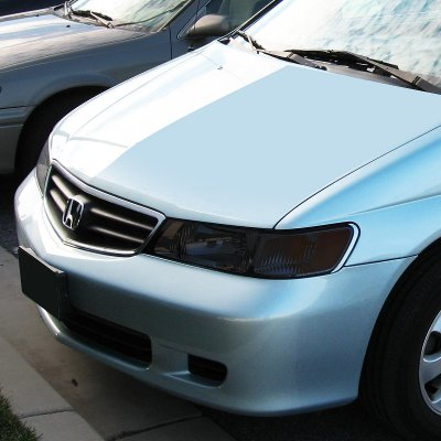 Honda Odyssey 1999-2004 Smoked Headlights
