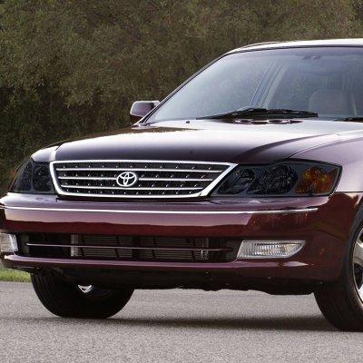 toyota avalon 2000 2004 smoked headlights a135rscb102 topgearautosport toyota avalon 2000 2004 smoked headlights