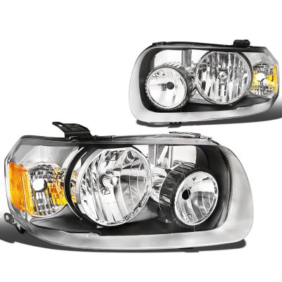 Ford Escape 2005 2007 Headlights A135grr4102 Topgearautosport