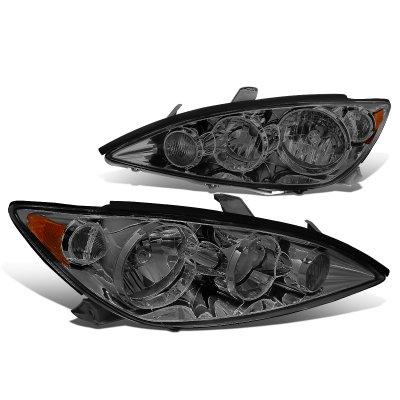 Toyota Camry 2005-2006 Smoked Headlights