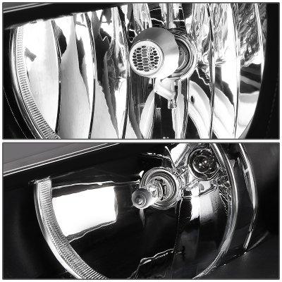 Vw Jetta Sedan 2011 2017 Black Headlights