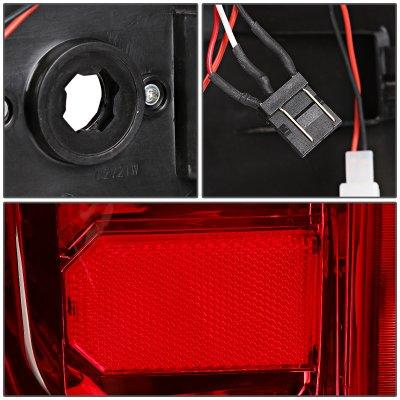 Chevy Silverado 2014-2018 LED Tail Lights
