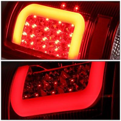 Dodge Ram 2009-2017 LED Tail Lights C-Tube