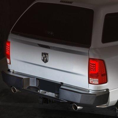 Dodge Ram 2500 2010-2017 LED Tail Lights C-Tube