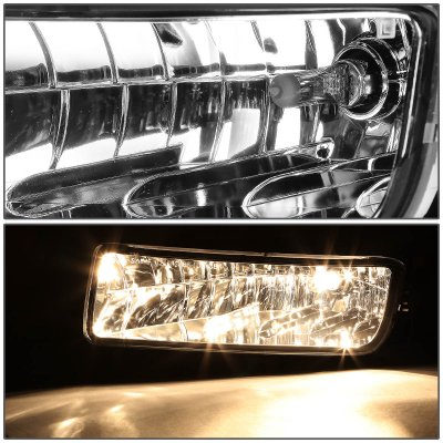 2006 Cadillac Escalade Fog Lights