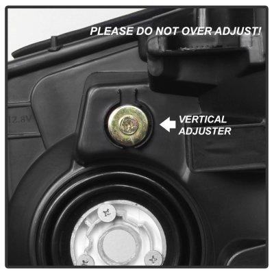 Nissan Armada 2004-2007 Headlights