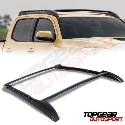 Toyota Tacoma Roof Rack Double Cab >> Toyota Tacoma Double Cab 2016 2019 Roof Rack