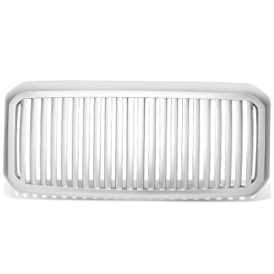 Ford F250 Super Duty 2011-2016 Silver Vertical Grille