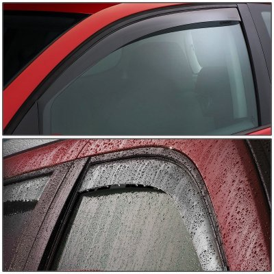 Ford Explorer 1991-2001 Tinted Side Window Visors Deflectors