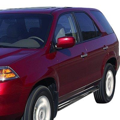 Acura MDX 2001-2006 Black Nerf Bars