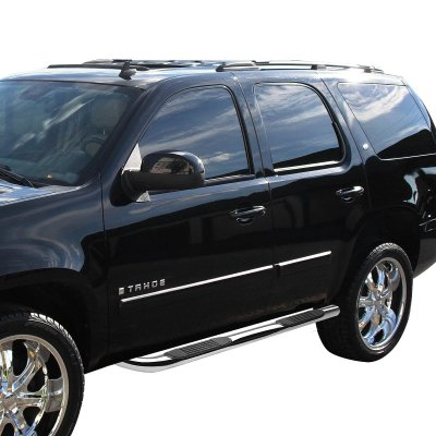 Cadillac Escalade 2007-2014 Stainless Steel Nerf Bars